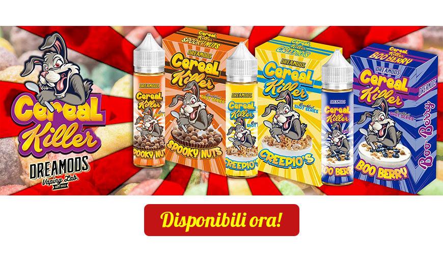 Cereal Killer Dreamods cereal killer dreamods Cereal Killer Dreamods slide dreamods