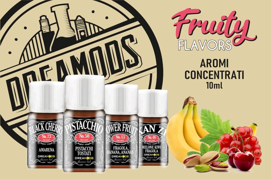 dremods aromi fruttati dreamods Dreamods Aromi Concentrati e Shot Series aromi fruttati