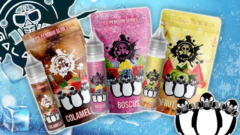 galactika pinguini Galactika Pinguini Boscus – Colamelas – Fruttatus ice penguin 3